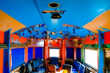 Train Car Color