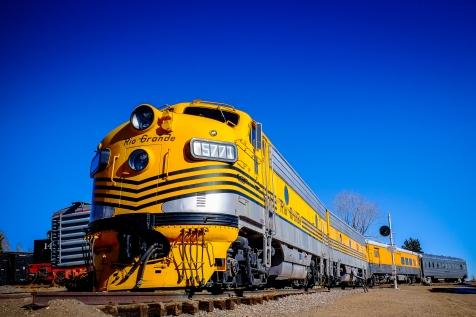 Rio Grande Train